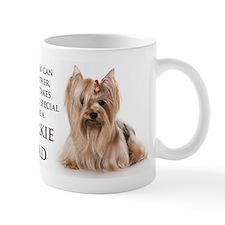 Yorkie Dad Mug