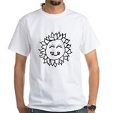 Mama Peggy's Sun Drawing T-Shirt