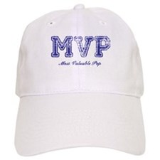 Most Valuable Pop – MVP – Violet – Baseball Cap