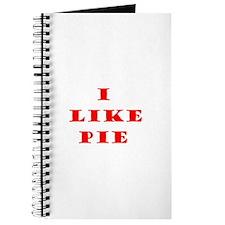 Cute Apple pi Journal