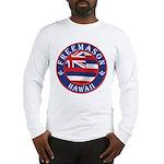 Hawaiian Freemason Long Sleeve T-Shirt