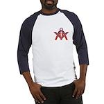 Masonic The M.I.S.T.E.R Baseball Jersey