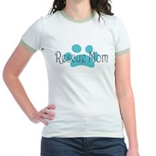 Rescue Dog Mom T
