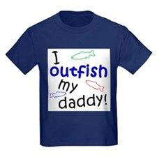 Unique Fishing dad T
