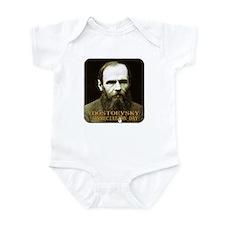 Dostoevsky Appreciation Day Infant Bodysuit
