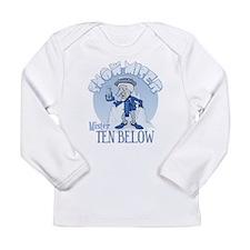 Snow Miser - Mister Ten Below Long Sleeve Infant T