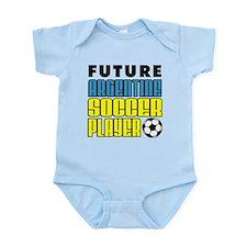 Future Argentine Soccer Player Infant Bodysuit