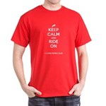 HRC Keep Calm- Berannobackground T-Shirt