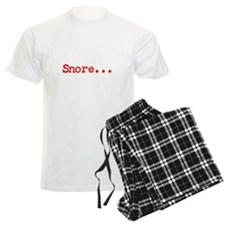 Unique Snore Pajamas