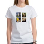 Famous Goldens (cl) Women's T-Shirt