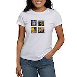 Famous Goldens (cl) Women's T-Shirt