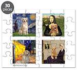 Famous Goldens (cl) Puzzle
