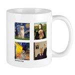 Famous Goldens (cl) Mug