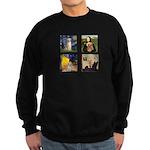 Famous Goldens (cl) Sweatshirt (dark)