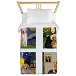 Famous Goldens (cl) Twin Duvet