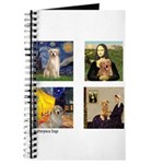 Famous Goldens (cl) Journal