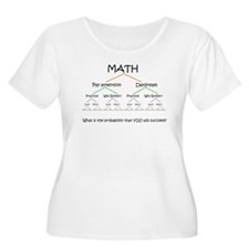 Probability Tree T-Shirt
