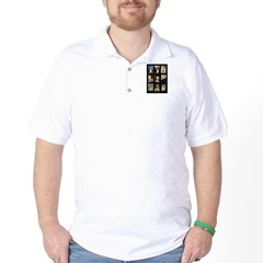 FamousArtBeagle Comp Golf Shirt