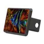 Angel Fish Rectangular Hitch Cover