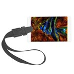 Angel Fish Large Luggage Tag