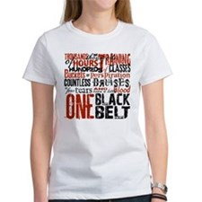 ONE BLACK BELT Tee