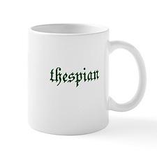 Thespian Small Mug