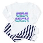 Technology vs Society Long Sleeve Infant T-Shirt