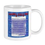 July 4th: 0003 Mug