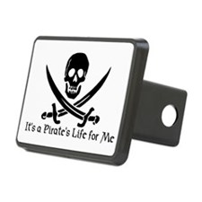 Funny Captain jack sparrow Hitch Cover