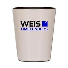 Weis Timelenders Shot Glass
