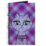 Purple Kitty Journal