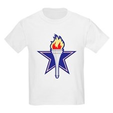 Star and Torch T-Shirt