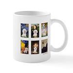 Famous Art Bichon (clr) Mug