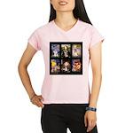 FamourArtSchnauzers 1 Performance Dry T-Shirt