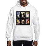 FamourArtSchnauzers 1 Hooded Sweatshirt