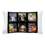 FamourArtSchnauzers 1 Pillow Case