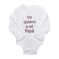Cute Guatemala forever Long Sleeve Infant Bodysuit