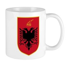 Albania Coat Of Arms Mug