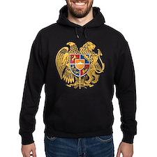 Armenia Coat Of Arms Hoodie