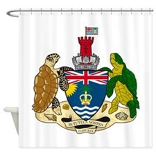 British Indian Ocean Territories Coat Of Arms Show