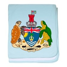 British Indian Ocean Territories Coat Of Arms baby