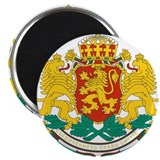 "Bulgaria Coat Of Arms 2.25"" Magnet (10 pack)"