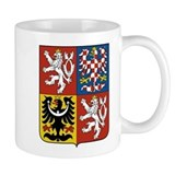 Czech Republic Coat Of Arms Mug