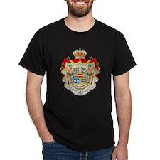 Royal Denmark Coat Of Arms T-Shirt