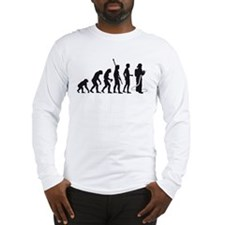 Evolution Feuerwehr B 2c.png Long Sleeve T-Shirt