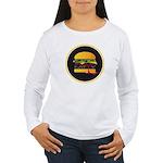 Skip A Meal Fatty Women's Long Sleeve T-Shirt
