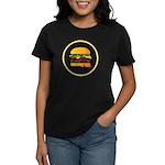 Skip A Meal Fatty Women's Dark T-Shirt