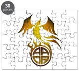 A.A.N.A. Logo Phoenix - Puzzle