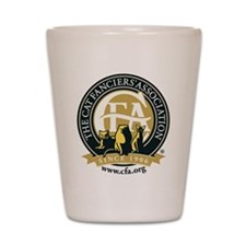 CFA Logo Shot Glass