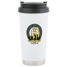 CFA Logo Stainless Steel Travel Mug